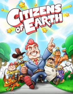 Citizens of Earth Poster