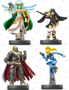 Amiibo June UK